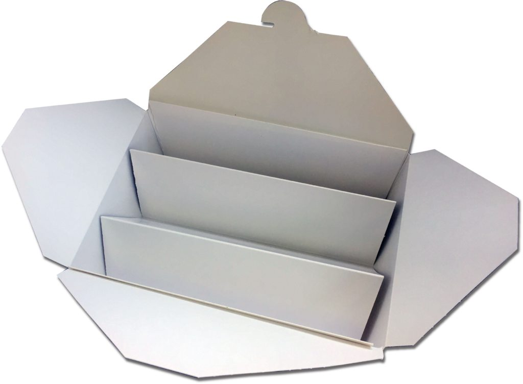 Carton with Divider
